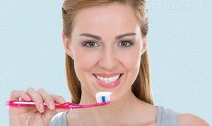 رعایت نکات بهداشتی در دندان های ارتودنسی شده