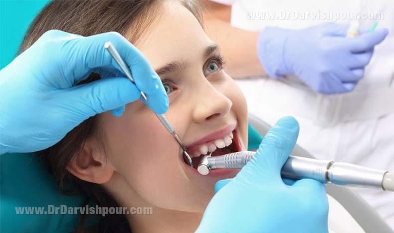 عصب کشی دندان و ارتودنسی