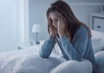 بهبود مشکلات خواب