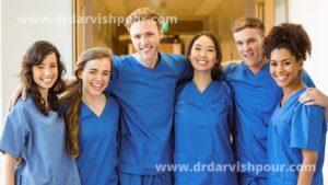 تخصص های دندانپزشکی- متخصصین دندانپزشکی